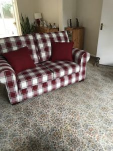 Multi York two seater sofas colour match 1