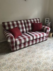 Multi York two seater sofas colour match 2